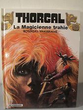 """BD THORGAL - """"La Magicienne Trahie"""""""