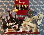 Lot of 5 Thomas Arvid Wine Art Painting Wall Calendars In Unmarked Condition