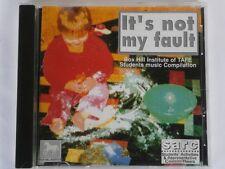 BOX HILL TAFE - It's Not My Fault - CD