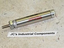 """ARO   9/16""""  Bore  X  1""""  Stroke   Pneumatic Cylinder with Spring Return"""