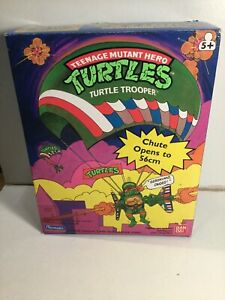 Vintage 1980's Teenage Mutant Ninja Turtles Turtle Trooper Boxed