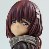 Anime Baseball Girl Illustration by MaTaro Luck Out PVC Figure New Loose 26cm