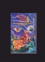 in einem Land vor unserer Zeit 6   -- VHS Video  der geheimnisvolle Berg