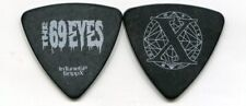 THE 69 EYES 2012 X Tour Guitar Pick!!! custom concert stage Pick #2