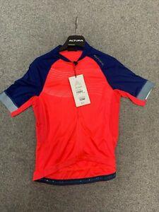 Altura Womens Firestorm Short Sleeve Jersey Hi-Viz 14  - NEW RRP £59.99