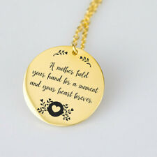 Mommy Necklace Mother's day Quote Jewelry Gifts for her  Grandmother Mother