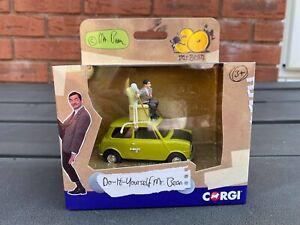 Corgi CC82114 Mr Bean Mini Do It Yourself - Brand New (30 Years Of Bean)