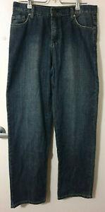 Women's Billabong Denim Jeans 40cm Waist 79cm Inseam 26cm Front Rise!