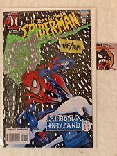 SENSATIONAL SPIDER-MAN #1 MEDIA BLIZZARD