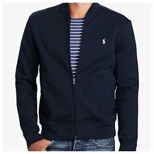 Brand New- Ralph Lauren Double Knit Bomber Jacket (Men's Size XL)