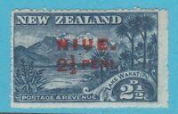 NEW ZEALAND NIUE 18 MINT HINGED OG NO FAULTS EXTRA FINE !