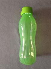 Tupperware Eco Easy Trinkflasche 500 ml grün Schraubverschluß