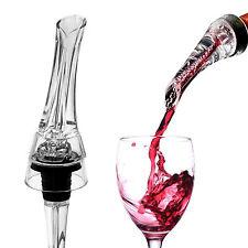 Aerating Red wine Pourer Portable Decanter Travel Quick Air Aerator Retail Box