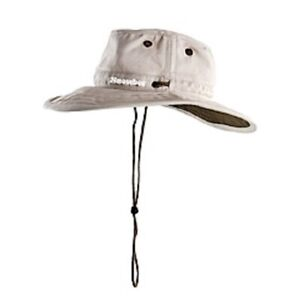 Snowbee 13257 Wide Brim 'Ranger' Fishing Hat Trout Salmon Game 1st Class Post