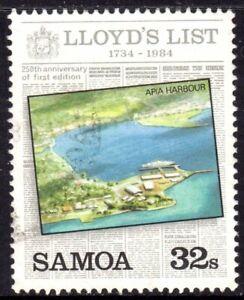 SAMOA CLEARANCE ITEM USED
