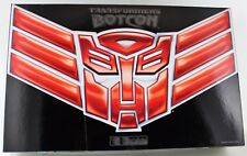 Transformers Timelines Botcon 2009 Exclusive Wings of Honor Boxed Set BOX ONLY!!