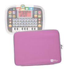 Pink Protective Neoprene Case/Sleeve For Use With VTech Little Apps Tablet