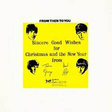 The Beatles From Then To You Christmas CD! $9.99 Summer Slam Sale