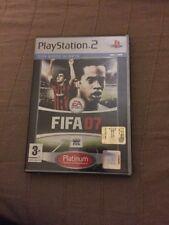 FIFA 07 2007 PS2 SONY PLAYSTATION 2 VERS. ITALIANA