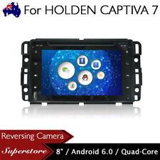"8"" Android Quad Core Nav Car DVD GPS Player For HOLDEN CAPTIVA 7 BARINA EPICA"
