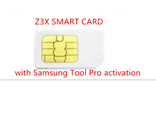 Replacement Smart Card for Z3X BOX with Samsung Tool Pro activation