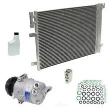 A/C Compressor & Component Kit-SS, VIN: X, Turbo UAC fits 06-10 HHR 2.0L-L4