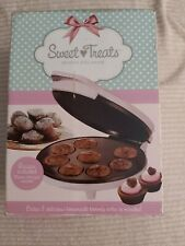 Sweet Treats Electric Cake Brownie Bites Maker Non Stick NEW