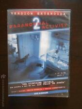 DVD PARANORMAL ACTIVITY 2 - EDICION DE ALQUILER - VERSION EXTENDIDA Y VERSION CI