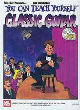 Mel Bay You Can Teach Yourself Classic Guitar. Beginner Guitar Book CLEARANCE