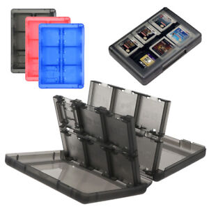 Protective Case Game Cards Holder for Switch 3DS 2DS/DS Lite/DSL