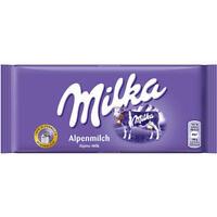 "Milka Schokolade ""Alpenmilch"" 6 Tafeln (13,20/kg) - Top Preis"