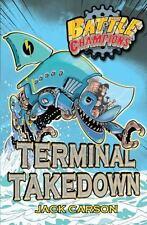 Battle Champions: Terminal Takedown-ExLibrary
