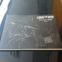 LUPIN the Third ~ Daisuke Jigen  ~ Original picture Collection Anime Book Japan