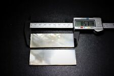 Premium Grade Mother of Pearl Knife Scales (85x30x3.0mm)