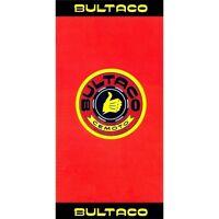 Serviette de plage Drap de bain Moto Bultaco strandtuch beach towel coton
