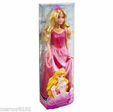 "Disney Sparkling Princess Doll Sleping Beauty 11 1/2"" Tall New"