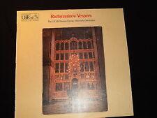 S. Rachmaninov - Vespers, Op.37