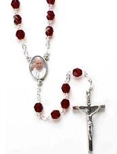 Pope Saint John Paul II Rosary NEW SKU 44024