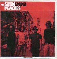 (P928) The Satin Peaches, Emma - DJ CD