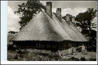 AK Schleswig Holstein Holsteinisches Bauernhaus um 1955 Postkarte Postcard