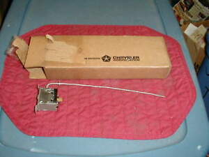 NOS MOPAR 1969-70 C BODY AUTO TEMP COIL REGULATOR IMPERIAL CHRYSLER FURY MONACO