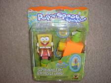 New SpongeBob SquarePants Pop n Spray Sprinkler