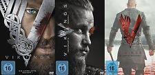 Vikings 1  # 2 und 3 Staffel  9 DVD  - 3 Boxen   NEU + OVP