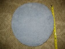 NEW Royale Slate Blue Standard Round Toilet Lid Cover