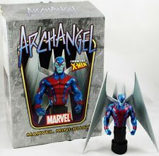 Marvel Comics  Archangel bust X Men BOWEN Figurine figure boxed