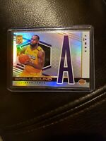 2019-20 Donruss Elite BASKETBALL🔥 LEBRON JAMES SPELLBOUND A Number 2