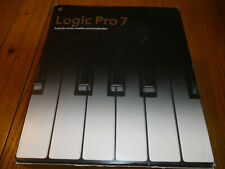 APPLE LOGIC PRO 7 Tools for Music Creation & Production.
