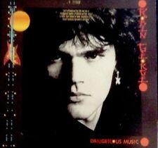 Robin George LP- Dangerous Music RED vinyl UK world renowned guitar master RARE
