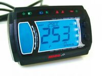 Compteur de vitesse digital MOTO KOSO XR-SRN Multifonctions universel (4491380)