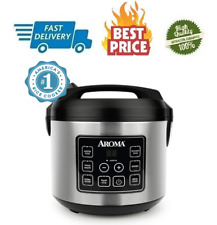 Instant Pot Pressure Slow Cooker 6 in 1 Programmable 6 Quart Steamer Instapot .